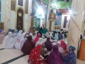 Perdana Pesantren Magrib Di Sebatik