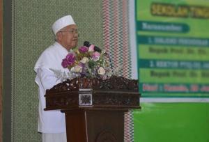 Kisah Perjalanan Hidup Prof. Dr. H. M. Rafii Yunus Maratan. MA, Bag. 2