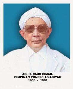 Biografi Anregurutta Haji Daud Ismail