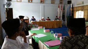 PB As'adiyah Dan Yayasan Gelar Rapat Pleno